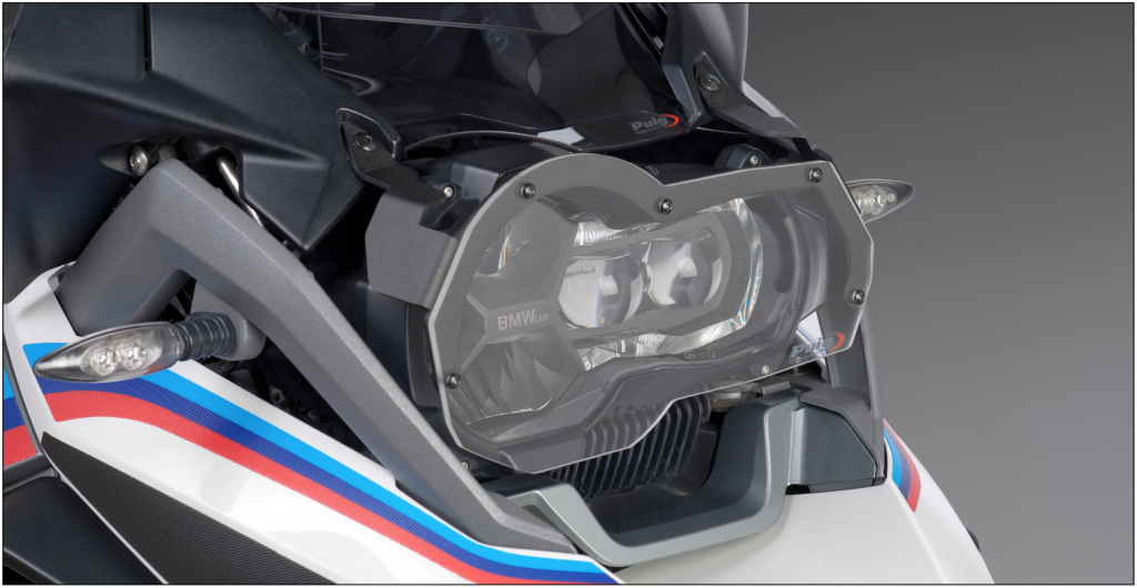Puig BMW R1200GS Adventure Headlight Protector 2014+