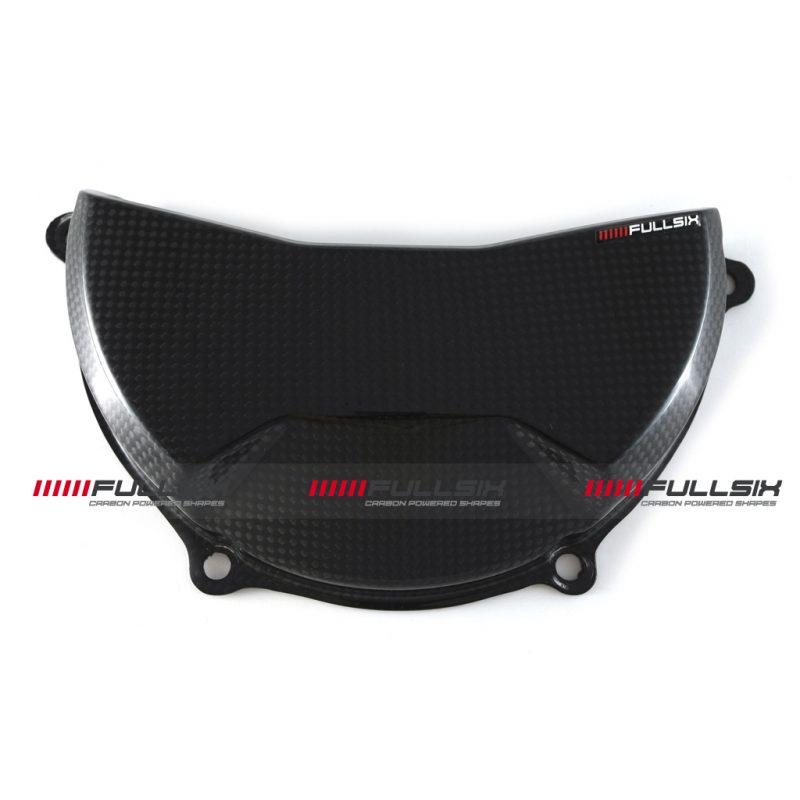 Fullsix Ducati Panigale V4 Carbon Fibre Clutch Cover Guard
