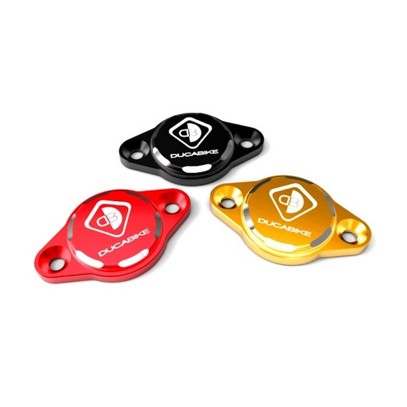 Ducabike Ducati Panigale V4 Timing Inspection Cover Bicolour