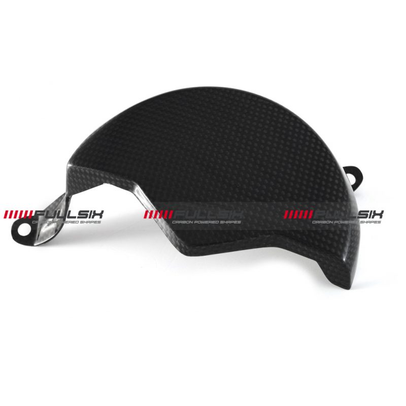Fullsix Ducati Panigale V4 Carbon Fibre Cam Shaft Cover Guard