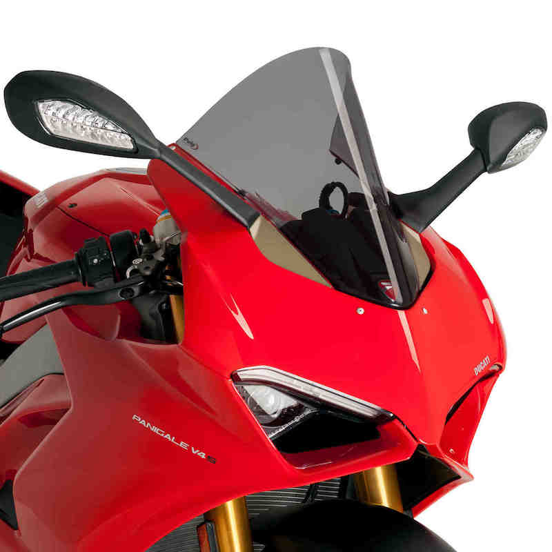 Ducati Panigale V4 Screens