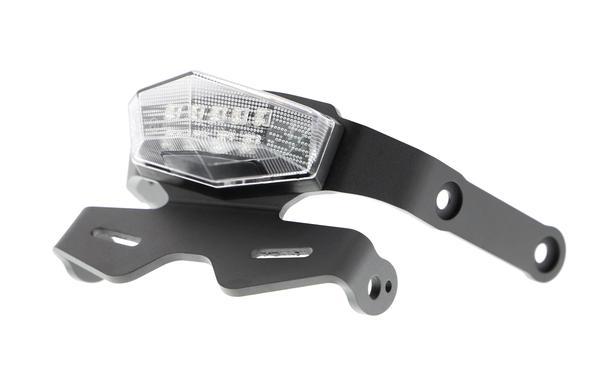Evotech Performance KTM 690 Duke Tail Tidy 2012+ (Clear Rear Light)