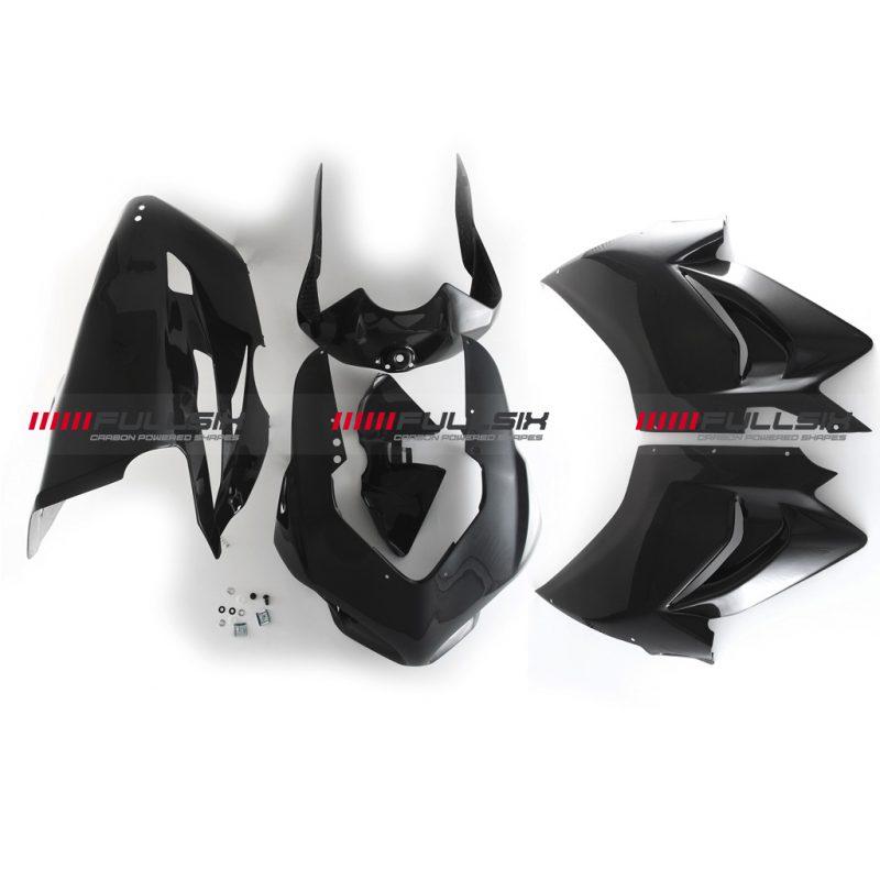Fullsix Ducati Panigale V4 Carbon Fibre Race Fairing Kit
