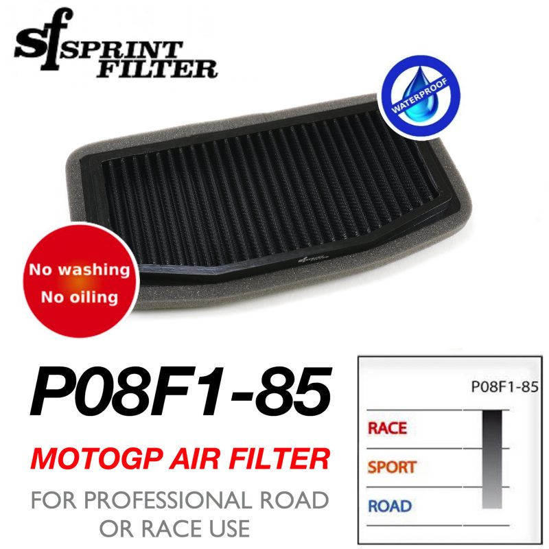 Sprint Filter Triumph Street Triple 765 S R RS Air Filter P08F1-85