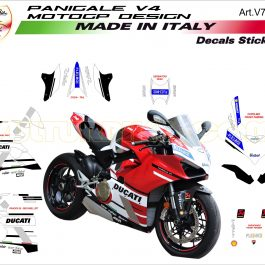 Vulturbike Ducati Panigale V4 MotoGP Decal Sticker Kit