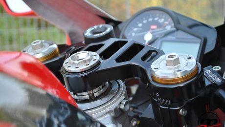 Melotti Racing Aprilia RSV4 RR RF CNC MotoGP Top Yoke Road Version 2015+