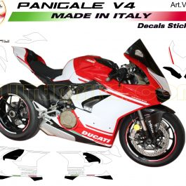 Vulturbike Ducati Panigale V4 Superleggera 1 Decal Sticker Kit