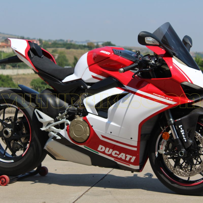 Vulturbike Ducati Panigale V4 Superleggera 1 Decal Sticker Kit