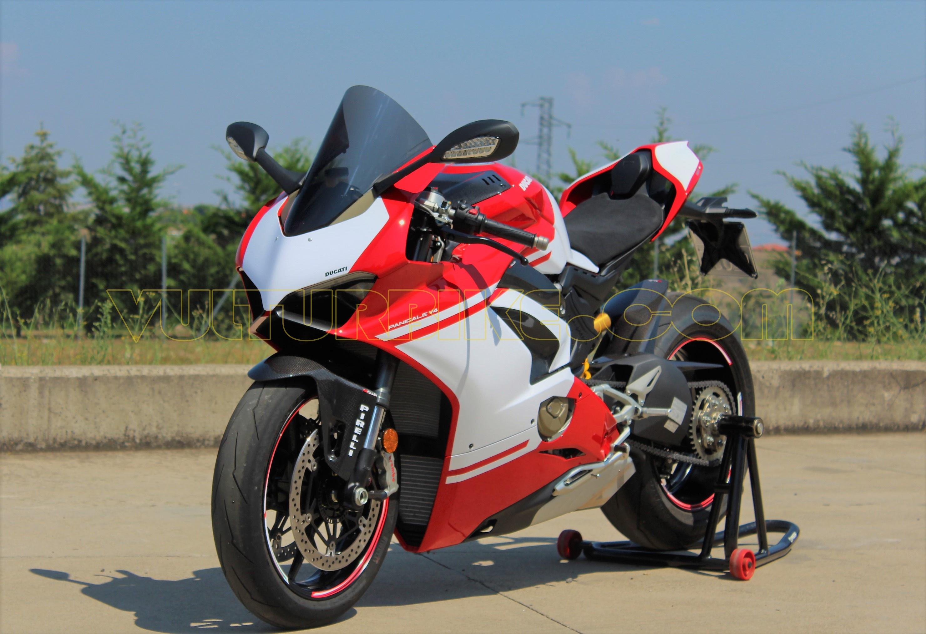 Open Road BMW >> Vulturbike Ducati Panigale V4 Superleggera 2 Decal Sticker ...