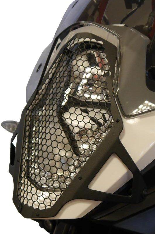 Evotech Performance KTM 1290 Super Adventure Headlight Guard 2015-2016