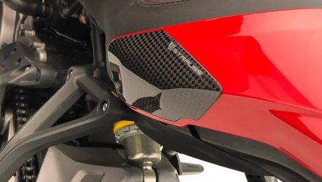 Strauss Carbon Fibre Tank & Tail Protectors Aprilia BMW Ducati Honda Kawasaki Suzuki Triumph Yamaha