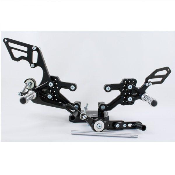 ARP Racing Rearsets Honda CBR1000RR 08-16 Reverse Shifting