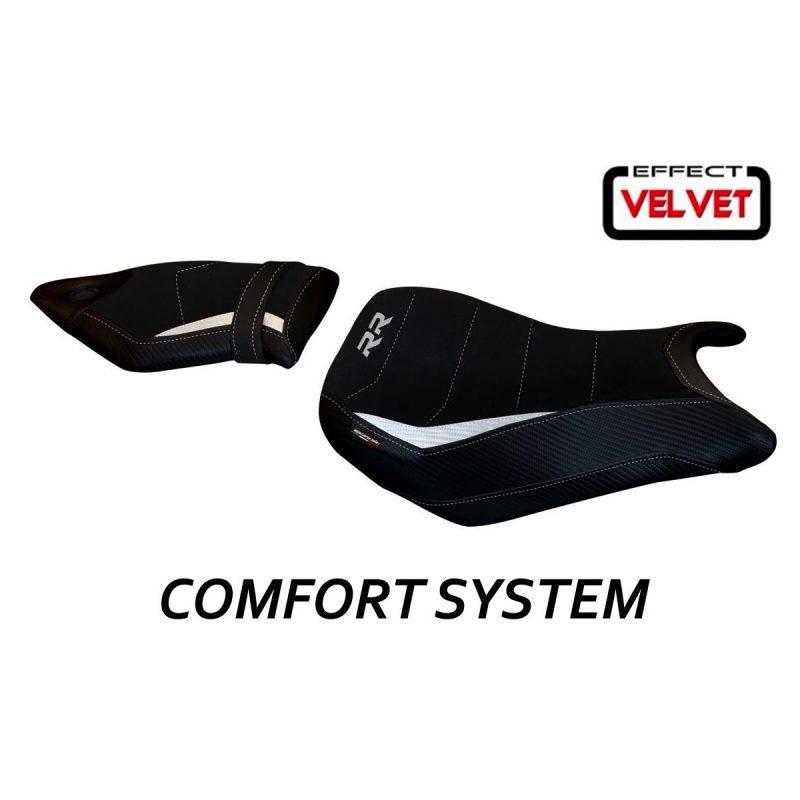 Tappezzeria Italia BMW S1000RR Comfort Seat Cover Vittoria 1