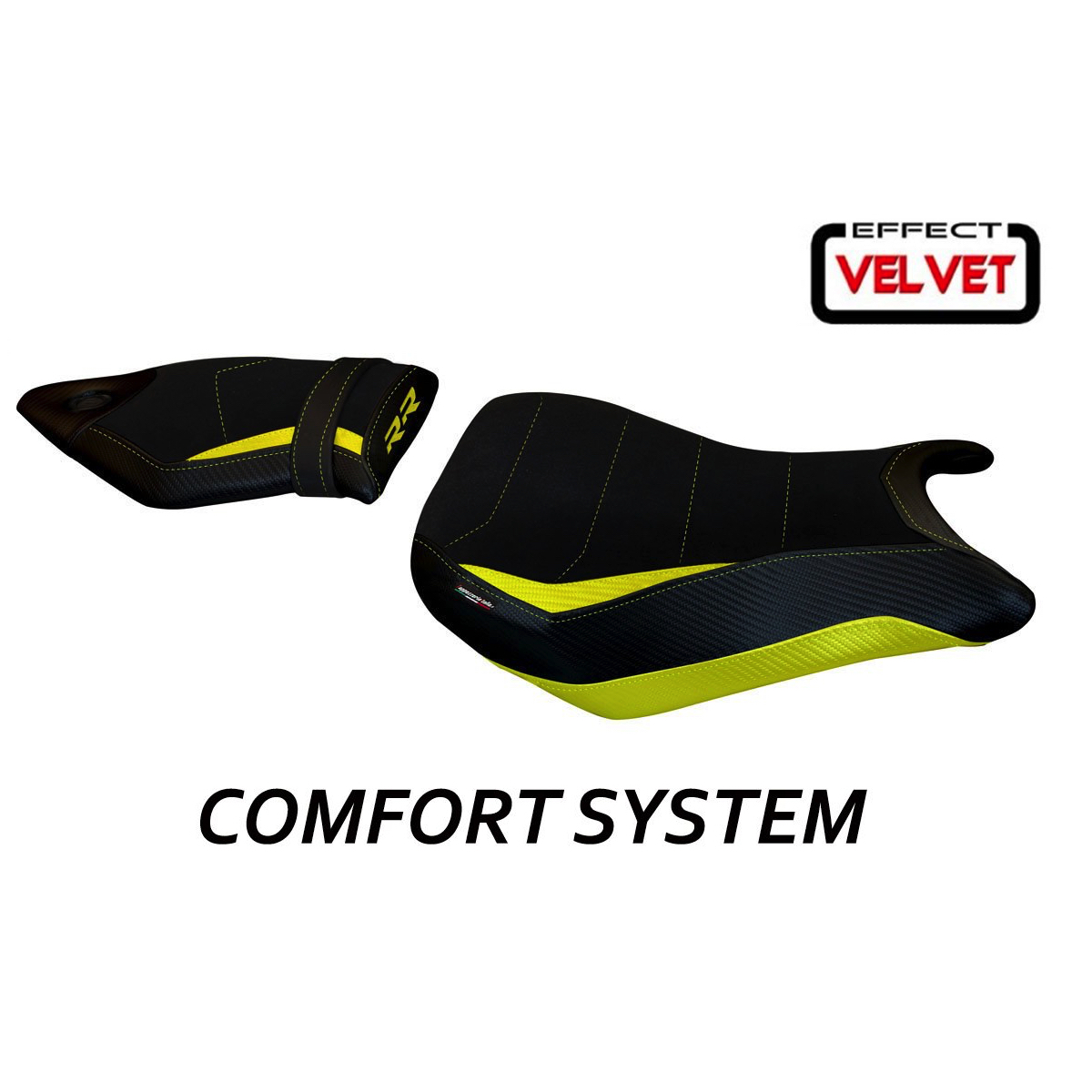 Motorcycle & ATV BMW S1000 Comfort Seat Seats & Sissy Bars ...