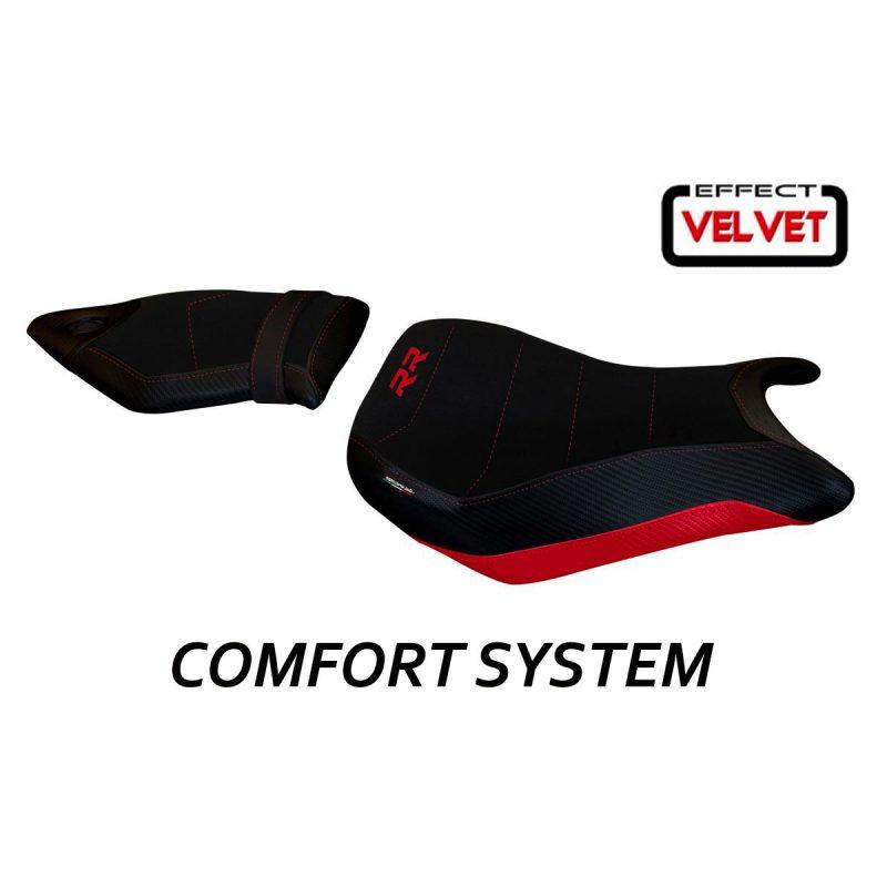 Tappezzeria Italia BMW S1000RR Comfort Seat Cover Vittoria 4