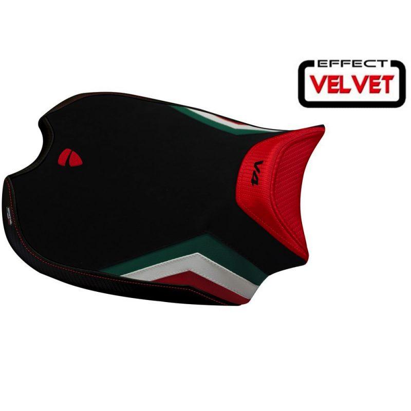 Tappezzeria Italia Ducati Panigale V4 Seat Cover Wels 1