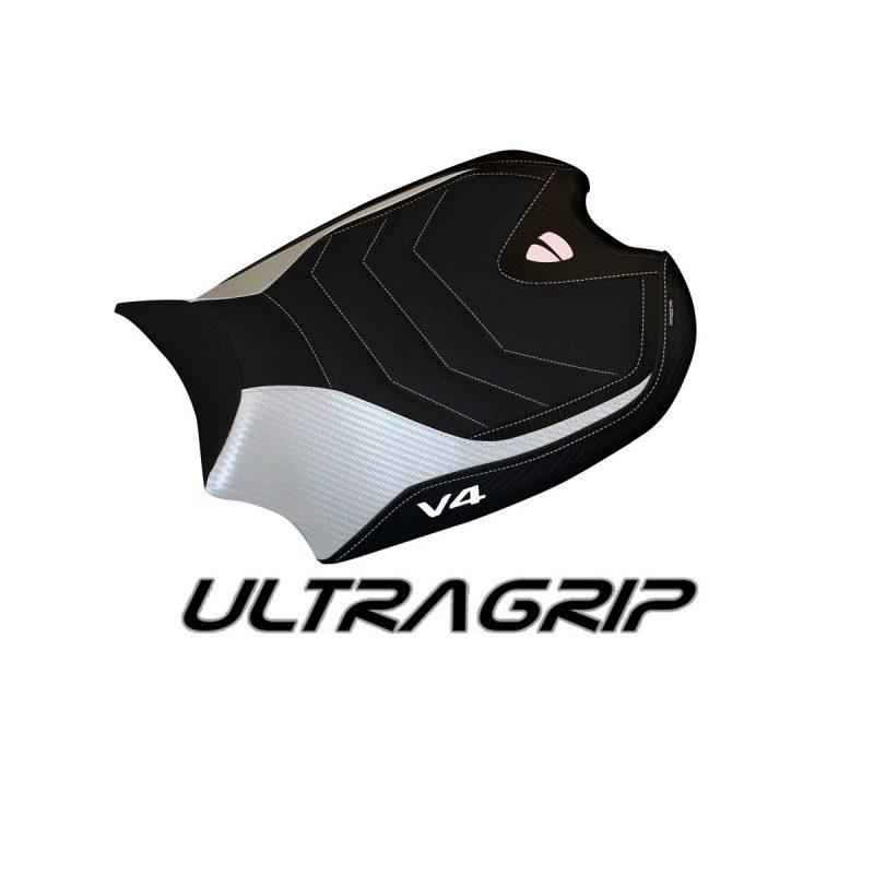 Tappezzeria Italia Ducati Panigale V4 UltraGrip Seat Cover Real 2