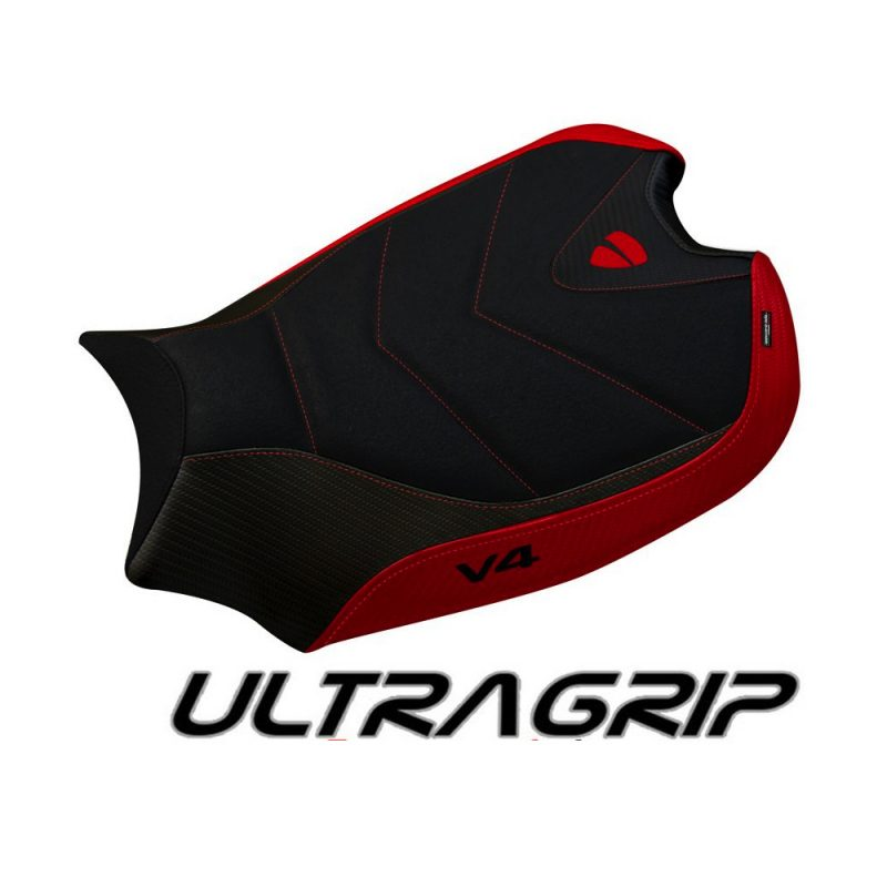 Tappezzeria Italia Ducati Panigale V4 UltraGrip Seat Cover Wanaka 1