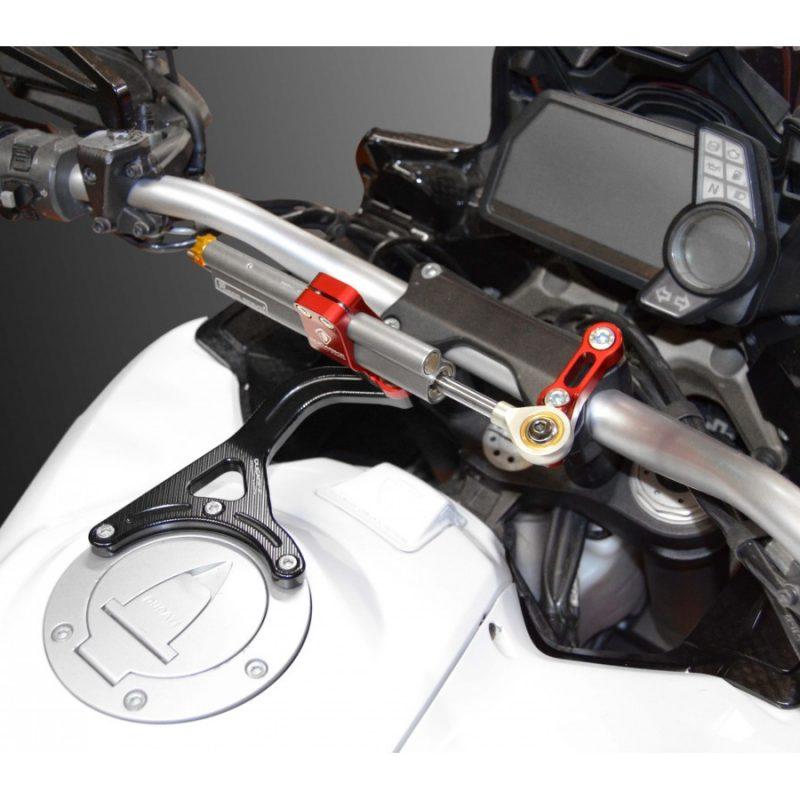 Ducabike Ducati Multistrada 1200 Ohlins Steering Damper Kit 2010-14