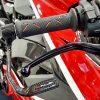 Fullsix Universal Carbon Fibre Brake Lever Protector Guard Twill Weave SKY