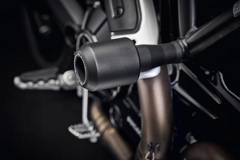 Evotech Performance Ducati Scrambler 1100 Crash Protection Bobbins Sliders 2018+