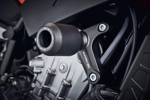 Evotech Performance KTM 790 Duke Crash Bobbins Sliders 2018+
