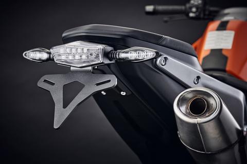 Evotech Performance KTM 790 Duke Tail Tidy 2018+ (Clear Rear Light)