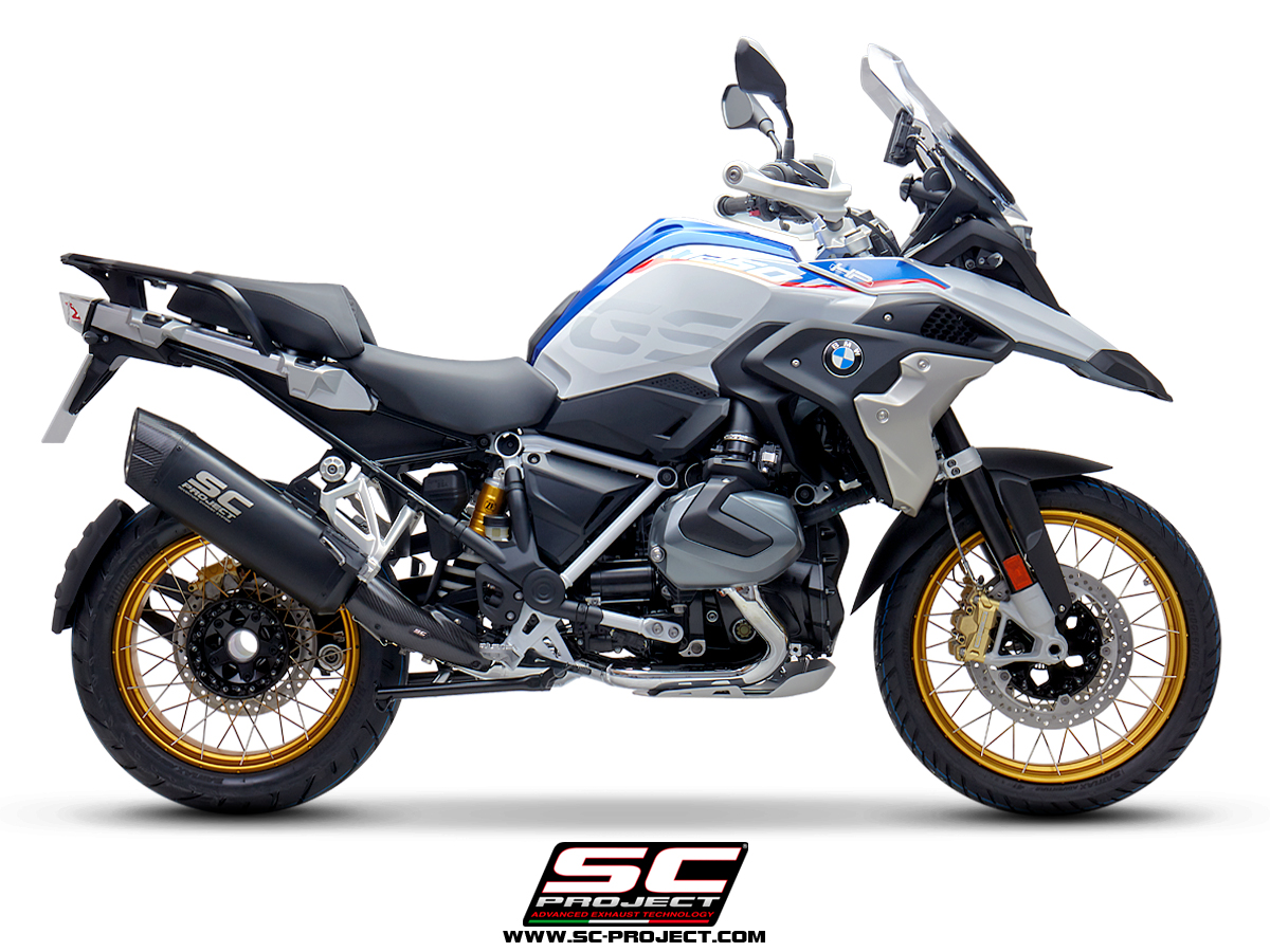 sc project exhaust bmw r 1250 gs adventure silencer 2019. Black Bedroom Furniture Sets. Home Design Ideas