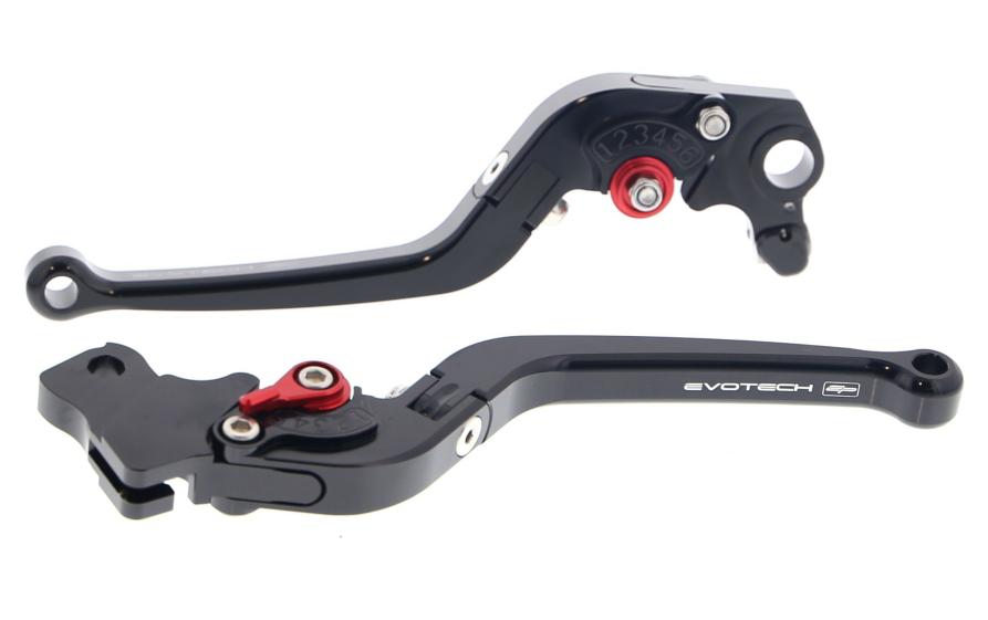 Evotech Performance KTM Folding Brake & Clutch Levers