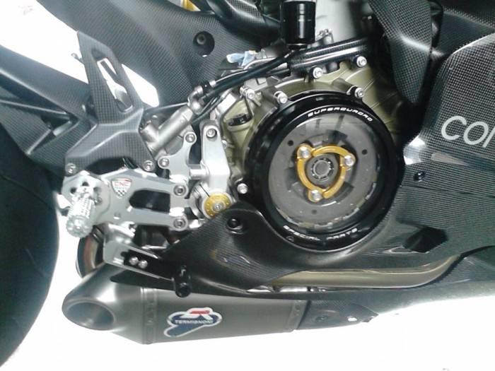 Ducabike Ducati 959 1199 1299 Panigale Clear Clutch Cover