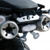 Evotech Performance Yamaha MT-03 660cc Tail Tidy 2006 - 2013