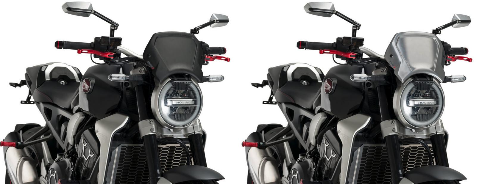 Puig Honda CB1000R NEO Sports Cafe Aluminium Screen 2018+
