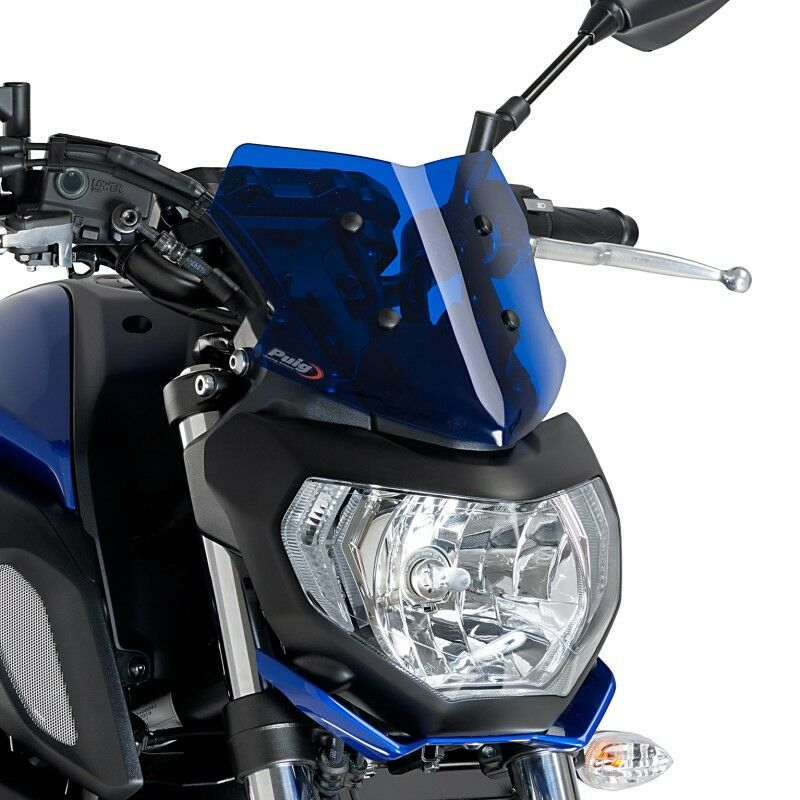 Screens Yamaha MT-07