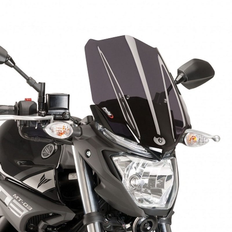 Yamaha MT-03 Screens
