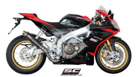 SC Project Exhaust Aprilia RSV4 GP Silencer 2009-14
