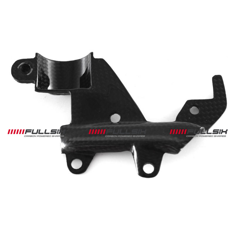 Fullsix Ducati Panigale V4 Carbon Fibre Rear Brake Reservoir Mount