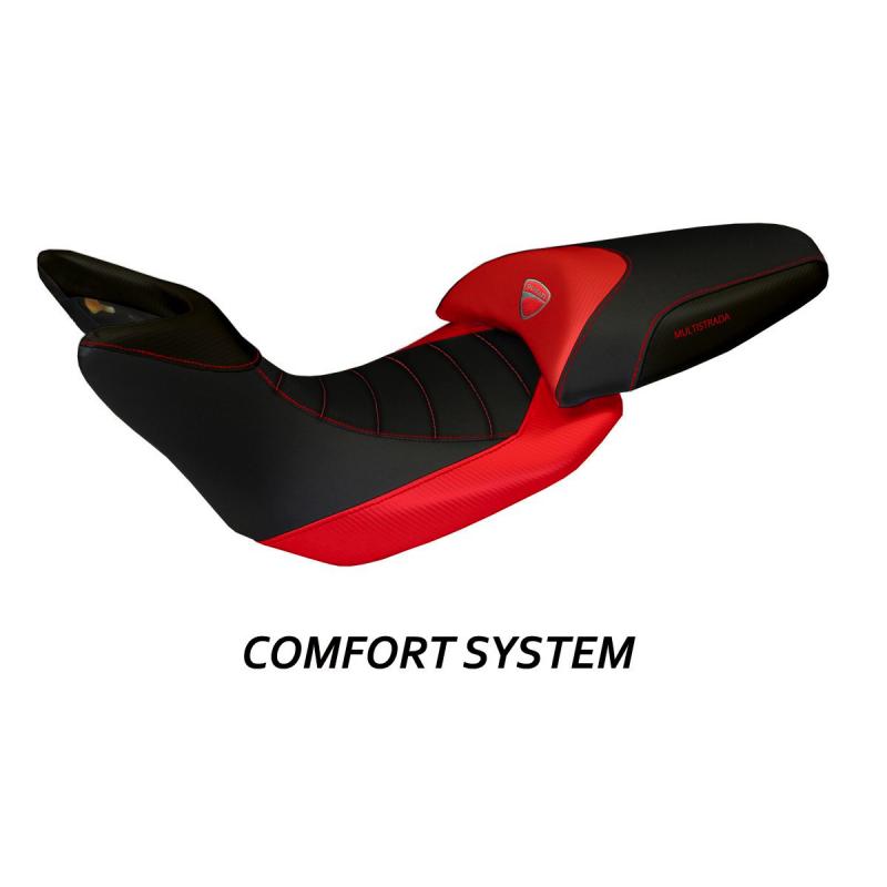 Ducati Multistrada 1200 1260 Comfort Seat Cover Noto 3 2015+