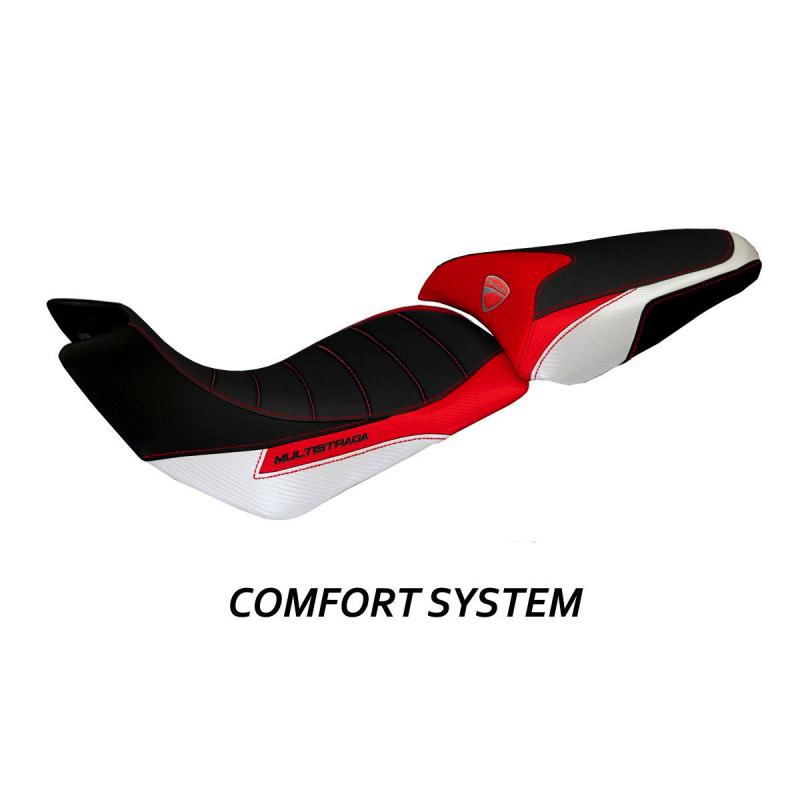 Ducati Multistrada 1200 1260 Comfort Seat Cover Trinacria Special 2015+