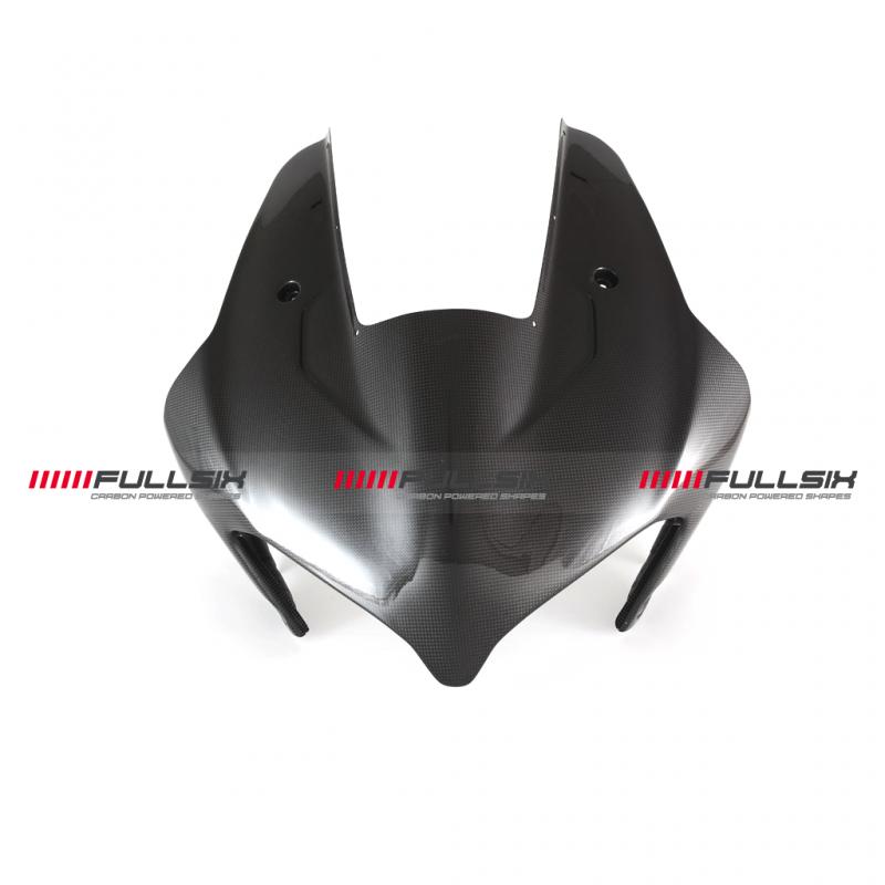 Fullsix Ducati Panigale V4RS Carbon Fibre Front Nose Cone Fairing