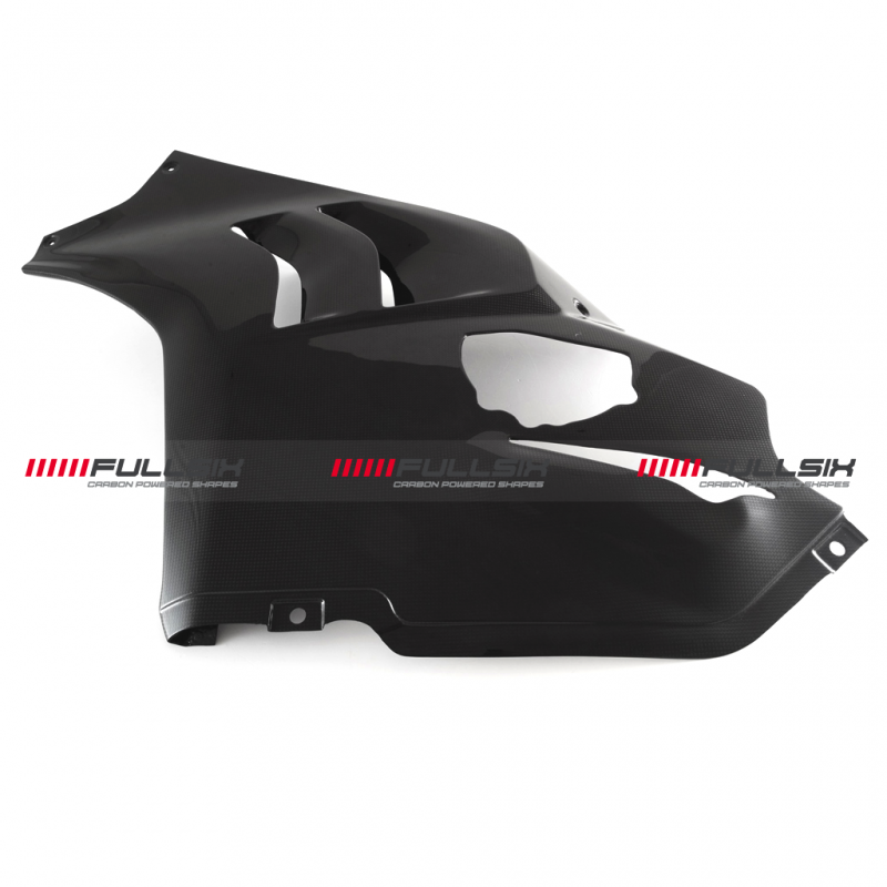 Fullsix Ducati Panigale V4RS Carbon Fibre Left Side Fairing