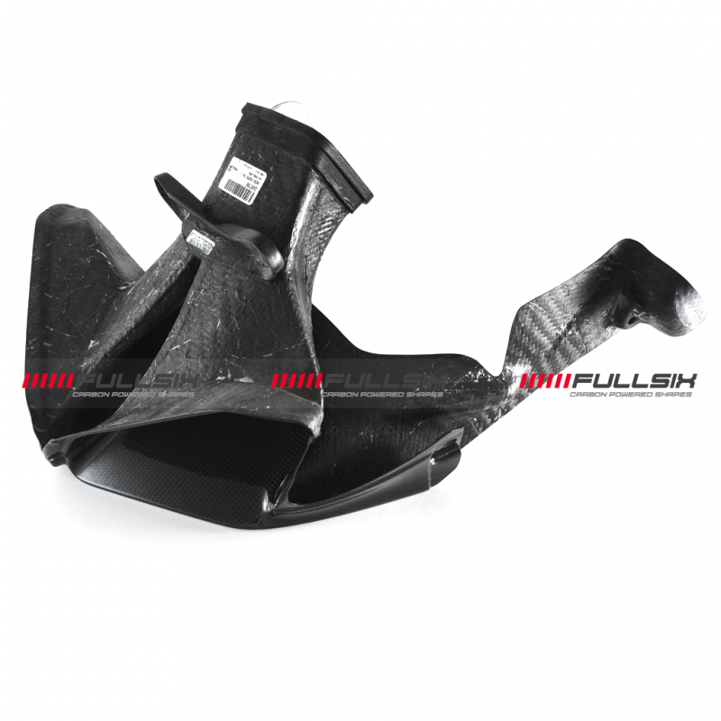 Fullsix Ducati Panigale V4RS Carbon Fibre Racing Air Intake