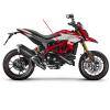 Fullsix Ducati Hypermotard 821 939 Carbon Fibre Under Tank Panels
