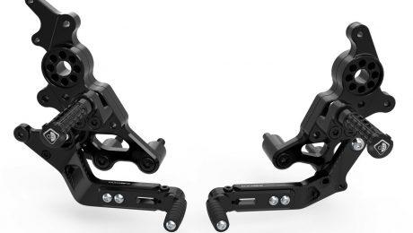 Ducabike Ducati Hypermotard 950 / SP ECO Adjustable Rearsets
