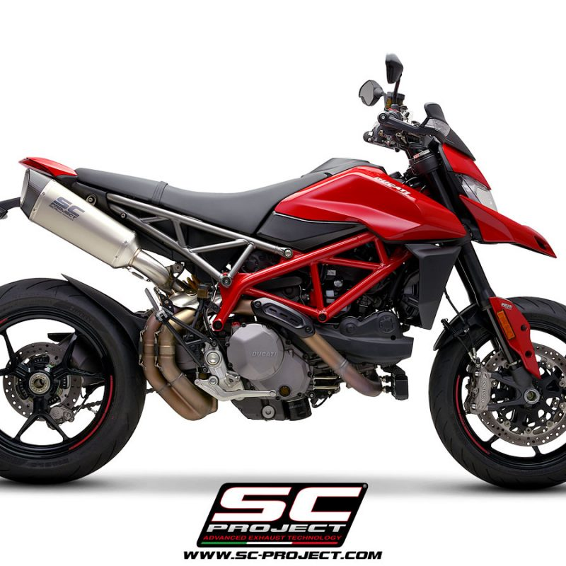 SC Project Exhaust Ducati Hypermotard 950 / SP SC1-R Silencer 2019+