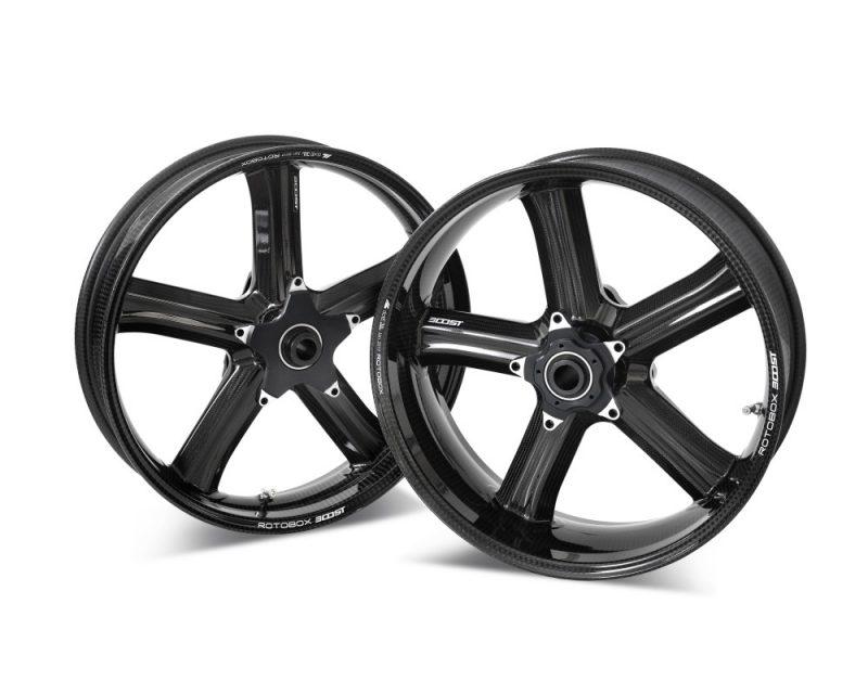 Rotobox Boost Carbon Fibre Wheels Aprilia RSV4 2009+