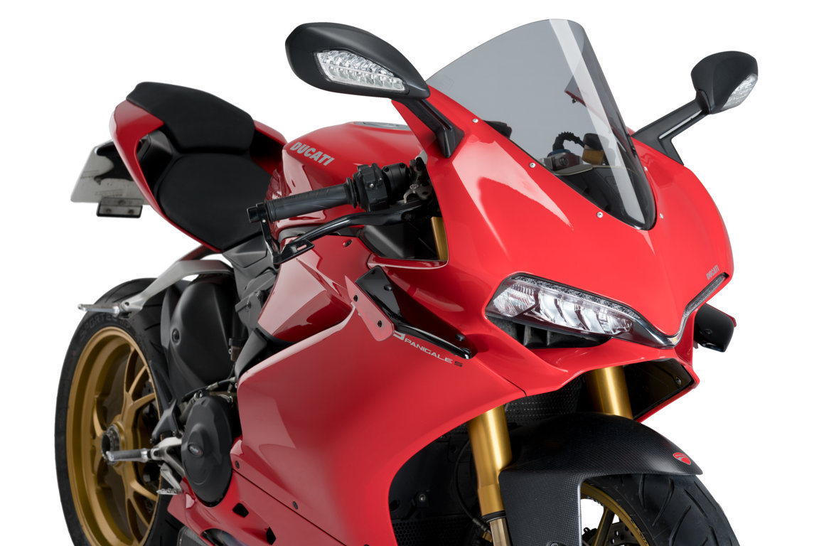 Puig Ducati 959 1299 Downforce Racing Spoiler Wings