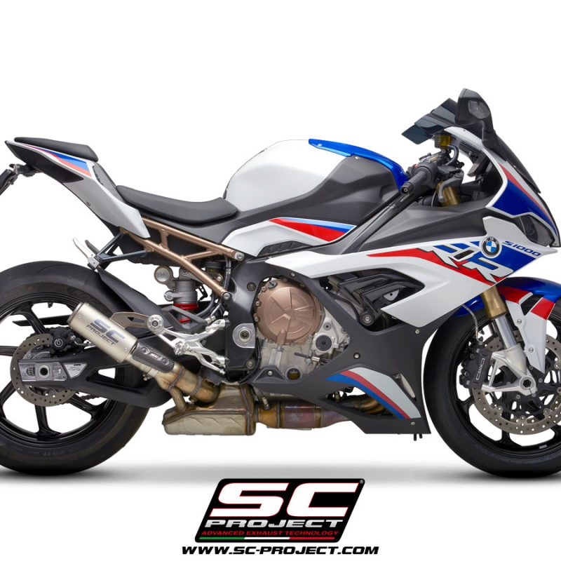 SC Project Exhaust BMW S1000RR CRT Silencers 2019+