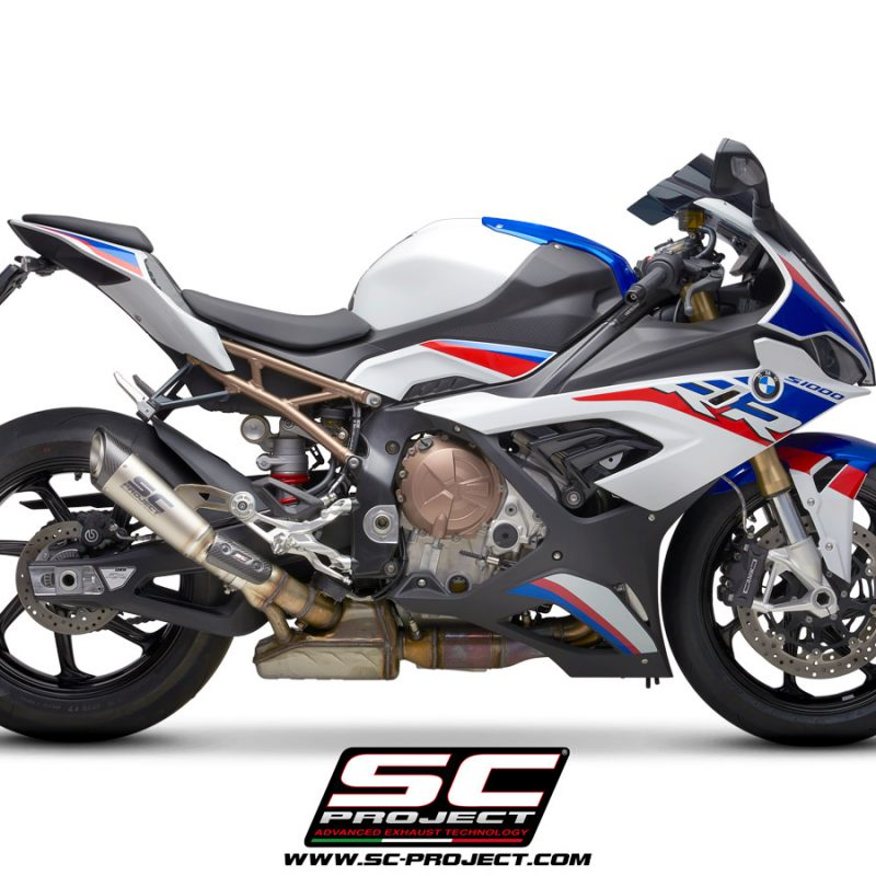 SC Project Exhaust BMW S1000RR S1 Silencer 2019+