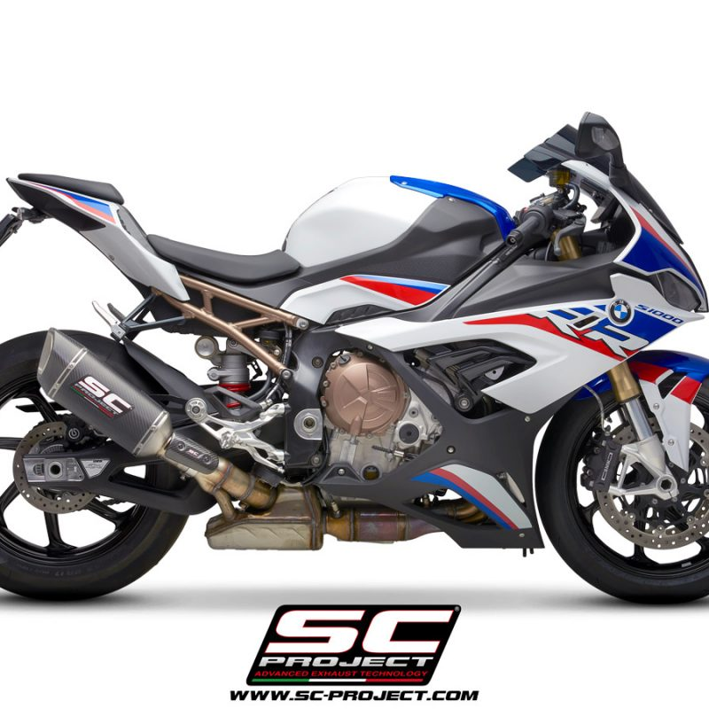 SC Project Exhaust BMW S1000RR SC1-R Silencers 2019+