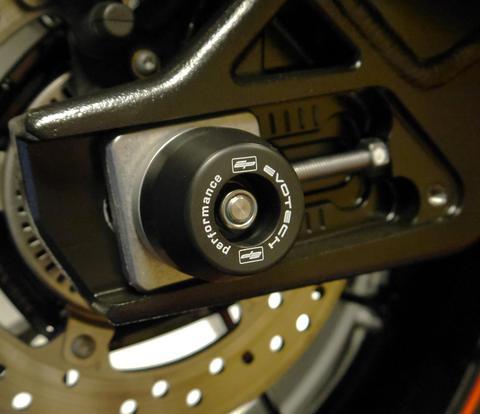Evotech Performance BMW S1000RR Rear Spindle Bobbins 2010+